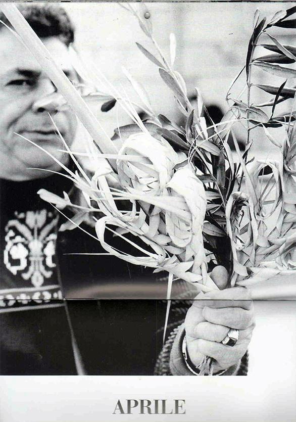 Domenica delle Palme, 1984
