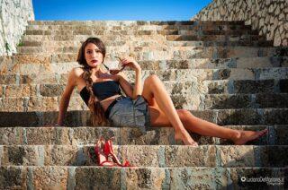 Beatrice.. . 🅂🄷🄾🄾🅃🄸🄽🄶 🄳🄰🅈 . #shooting #shootingphoto #funny #modelleitaliane #modaitaliana #belleragazze #bellissimepugliesi #topmodels #nikonphotography #fotografiprofessionisti #fotografiadimoda #followme #followforfollowback #sun #eyes #igfashion #instafashion #bestphoto #thebest #sea #mood #ig_italy #instalike #toptags #firtspost #magazineshoot Hair & Mua: @simonanicoliideeperlatesta